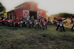 Barn Training Area & Boys Loft Bunk Room